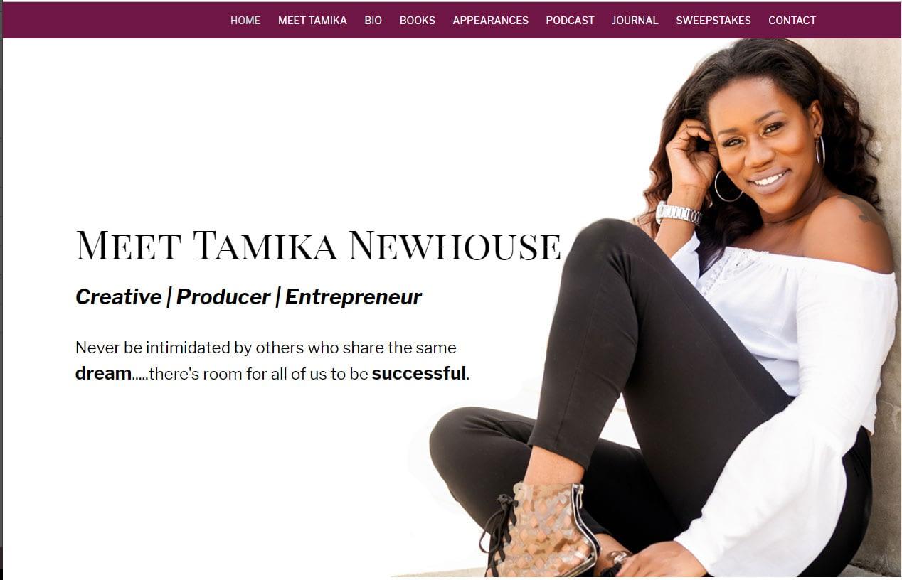 Tamika-portfolio